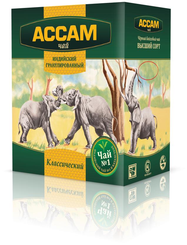 Чай Assam Классический гранул. 250 г.